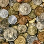 Куплю иностранные монеты., Новосибирск