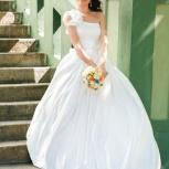 Свадебное платье для высокой и стройной девушки, Новосибирск