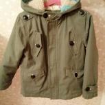 Продам куртку парка mango kids, Новосибирск