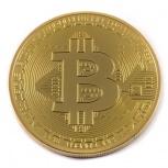 Монета Биткоин (Bitcoin), Новосибирск