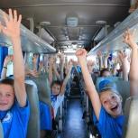 Заказ, аренда Автобуса 29, 30,33,40,45, 50 мест для детей, Новосибирск