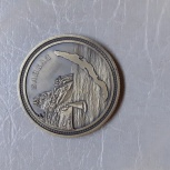 Настольная медаль, Новосибирск