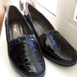 Новые кожаные туфли, Новосибирск