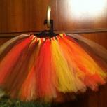 Продам разноцветную юбку туту, Новосибирск