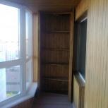 Балконы, лоджии, окна, Новосибирск
