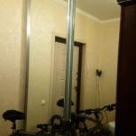 Зкркальные двери от встроенного шкафа, Новосибирск