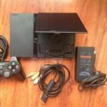 Продам приставку PlayStation 2, Новосибирск