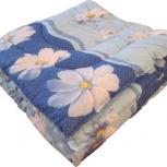 Одеяло облегченное холлофайбер. Р-р: 140*205 см,175*205 см,200*205 см., Новосибирск