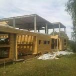 Осуществляем весь комплекс строительно-монтажных работ, Новосибирск
