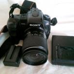 Фотоаппарат Sony A200 kit 18-70, Новосибирск