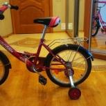 Велосипед новый детский Novatrack Vector розовый, Новосибирск