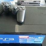 Приставка PlayStation 3 Super Slim 500Gb, Новосибирск