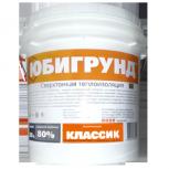 Жидкая теплоизоляция ЮБИГРУНД классик 10 литров, Новосибирск