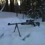 Высоко-точная винтовка. Разрешение не требуется., Новосибирск