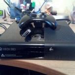 Microsoft Xbox 360 E (исправна, с одной игрой), Новосибирск