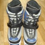 Продам ботинки для сноуборда, размер 42,5., Новосибирск