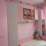Продам комплект мебели для маленькой принцессы, Новосибирск