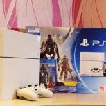 Продам игровую приставку Sony PS 4, Новосибирск