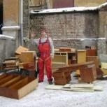 Вывоз мусора. Демонтаж.Заказ камазов,зилов,будок до 20 кубов.Грузчики, Новосибирск