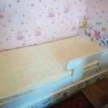 детскую кровать продам, Новосибирск