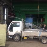 Доставка грузов 1,5 т 400 р/ч, Новосибирск