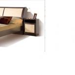 Продам каркас кровати и 2 тумбочки, Новосибирск