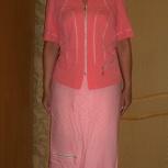 Продам женский летний костюм б/у, Новосибирск