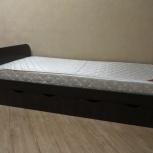 Продам односпальную кровать, Новосибирск