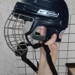 Детский хоккейный шлем, Новосибирск