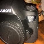 Продам фотоаппарат Canon 6d, Новосибирск