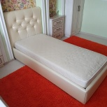 Продам кровать с матрасом для девочки, Новосибирск