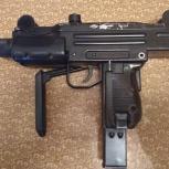 Продам пистолет-пулемет пневматический gletcher uzm, Новосибирск