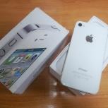 Apple iPhone 4S 16Gb White, Новосибирск