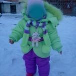 Продам зимний костюм тройку Кико, Новосибирск