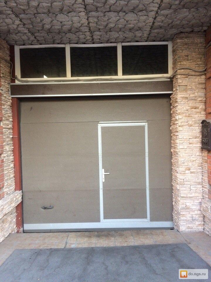Купить ворота для гаража цена в новосибирске купить гараж пенал в москве