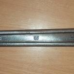 Гаечный рожковый ключ СССР хромованадий 36/32, Новосибирск