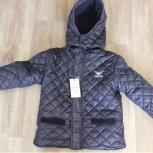 Продам новую куртку (весна/осень) на мальчика, Новосибирск