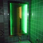 Зеркало с эффектом бесконечности (3D эффект),3D зеркало, Новосибирск