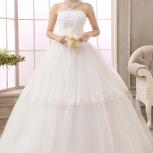 Продам свадебное платье (новое), продажа остатоков, Новосибирск