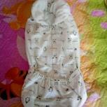 Одеяло-конверт для новорожденного, Новосибирск
