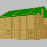 Проектирование деревянных домов, Новосибирск
