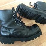 Продам ботинки зимние байкерские., Новосибирск