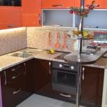 Продается кухонный гарнитур с барной стойкой, Новосибирск