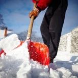Сброс снега с крыш. Уборка снега. Очистка кровли, скинем снег уберем, Новосибирск