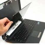 Замена матрицы(экрана) ноутбука на дому, Новосибирск