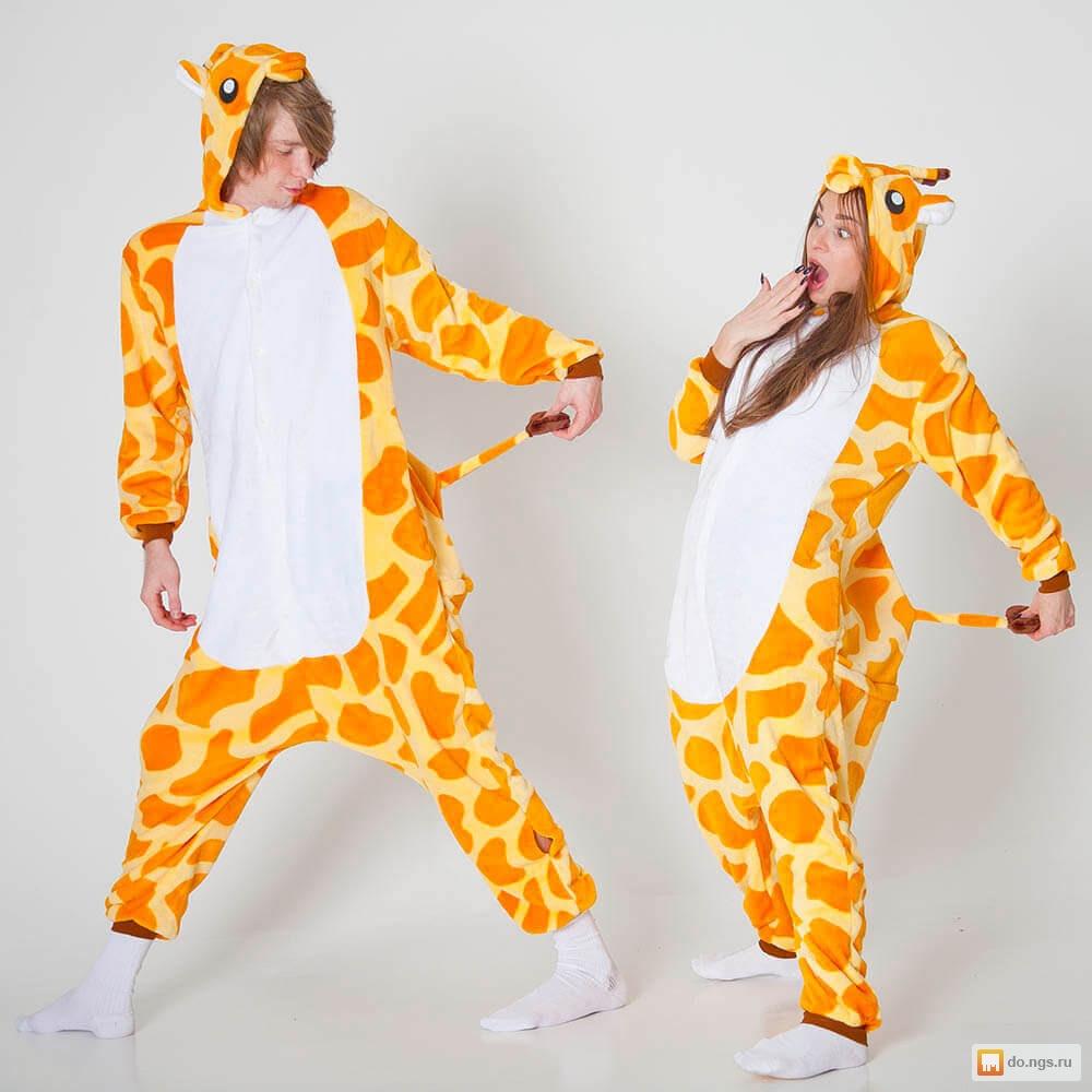 Пижама Кигуруми Жираф. 1 444 руб. Состояние  новое 3f6bd730e3966