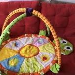 Продам развивающий коврик для малышей, Новосибирск