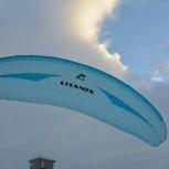 Параплан универсальный для начинающих пилотов VITAMIN, Новосибирск
