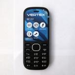 Новый телефон Vertex M122, Новосибирск