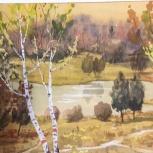 Занятия по живописи, Новосибирск